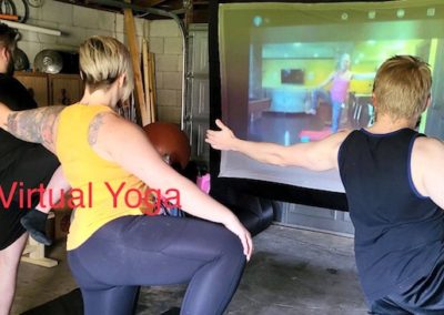 Virtual Yoga - Brionne Conner